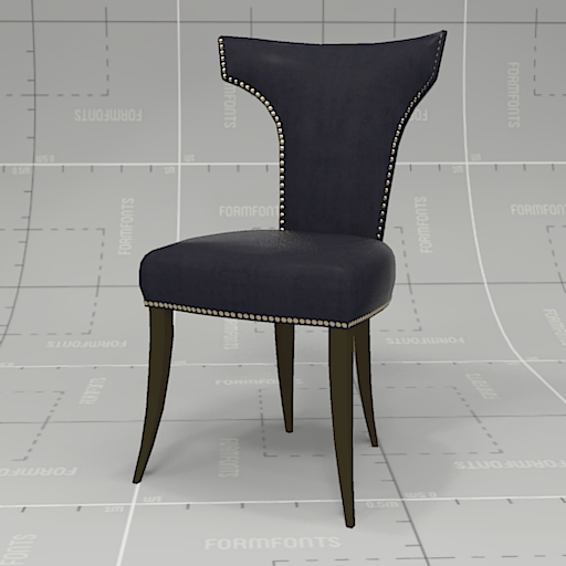 Generic Leather Dining Chair 20.