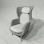 Fritz Hansen Ro Chair