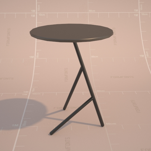 Penny Side Table.