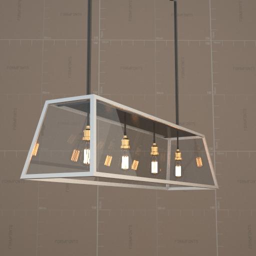 Rh modern filament chandelier 3d model formfonts 3d models textures rh modern filament chandelier 3d model aloadofball Images