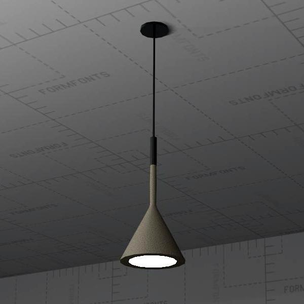 Aplomb Light Fixture Revit Render Ready