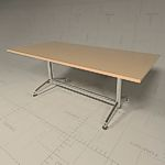 Fina Conference Table, Revit 