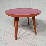 James Burleigh Jura Table, Revit 