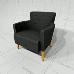 Lyndon Design Albany Armchair, 