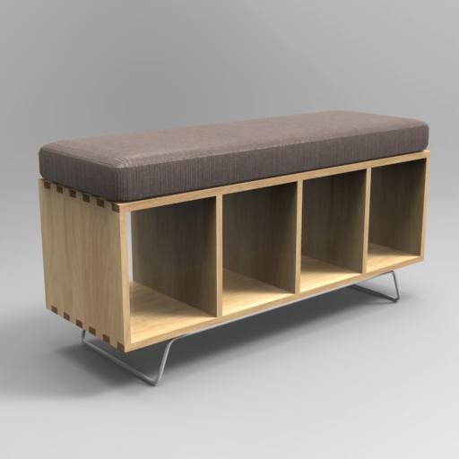 Hive Offi Bench Box.
