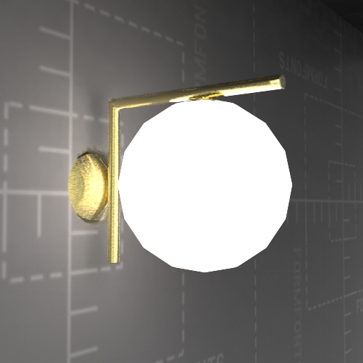 DWR ICW1 Sconce.