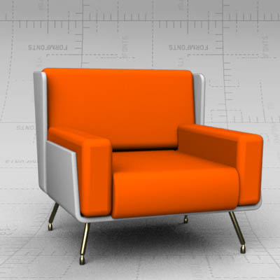 Architect & Associes lounge seating 