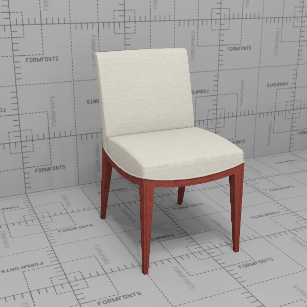 The Chelsea dining chair by Morgan 