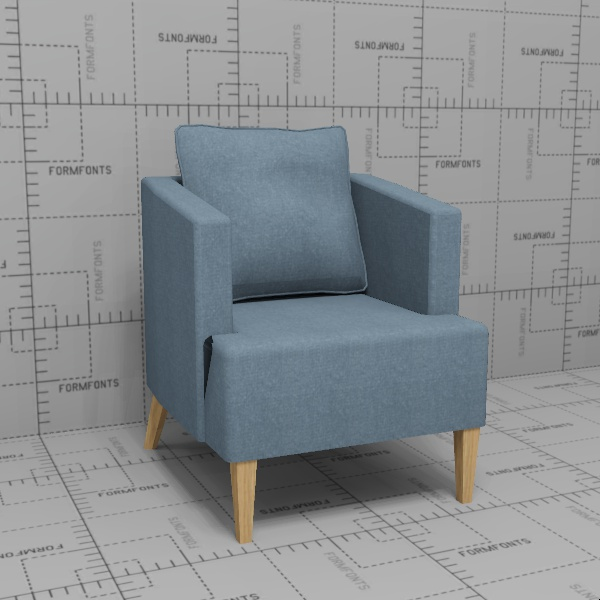 Arena armchair model # 516 from 