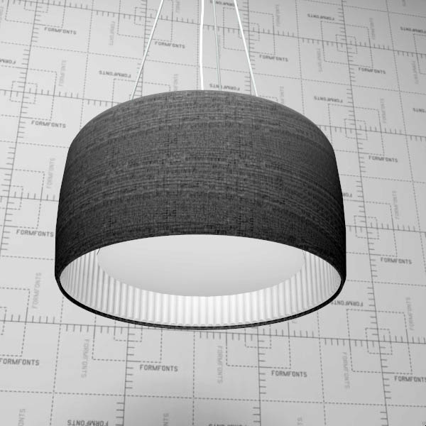 Silenzio Pendant Light From Luceplan It Comes I