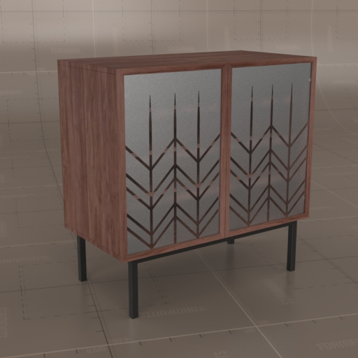 Portia Drinks Cabinet.
