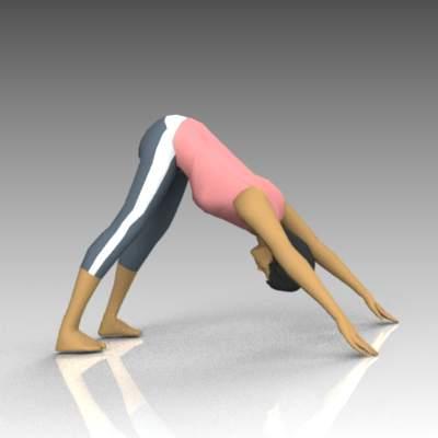 yoga 3 3d model  formfonts 3d models  textures