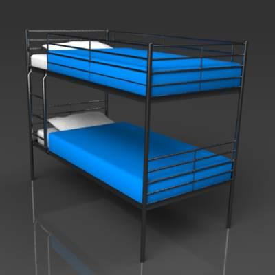 The Svarta Bunk Bed From IKEA
