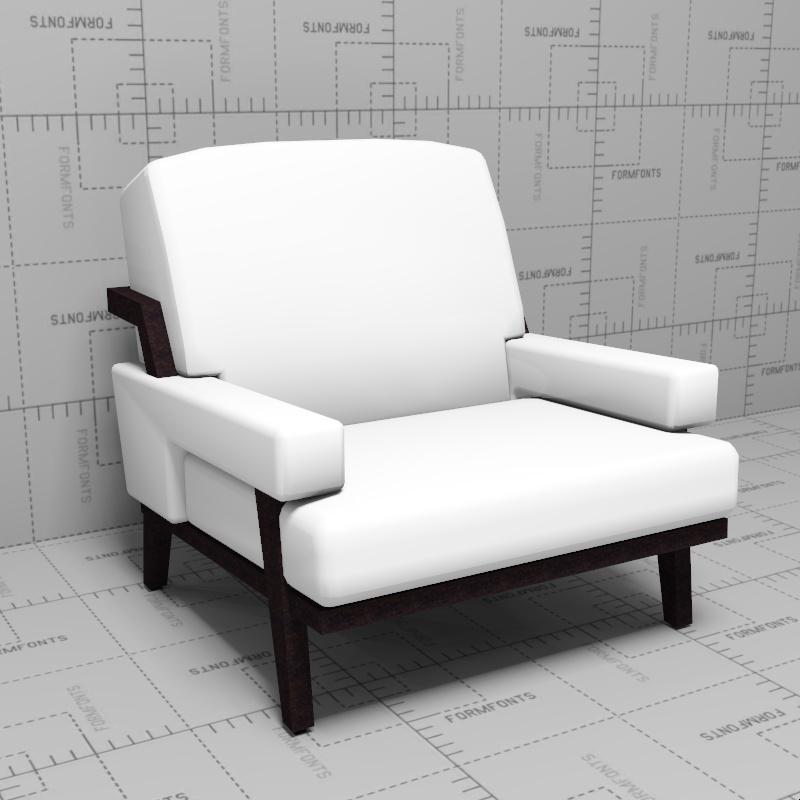 Good Cigar Lounge Chair By Kimberly Denman.