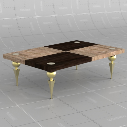 Francis Cocktail table by Reagan 