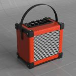Roland guitar cube amplifier