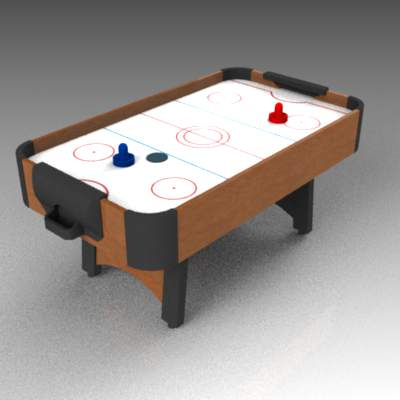Air Hockey Table. It Is A Nominal 6 Ft Long. If ..