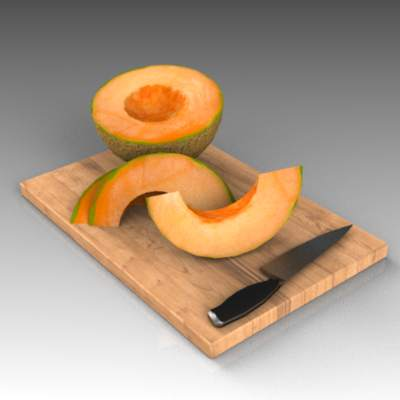 Cantaloupe (or whatever spelling 