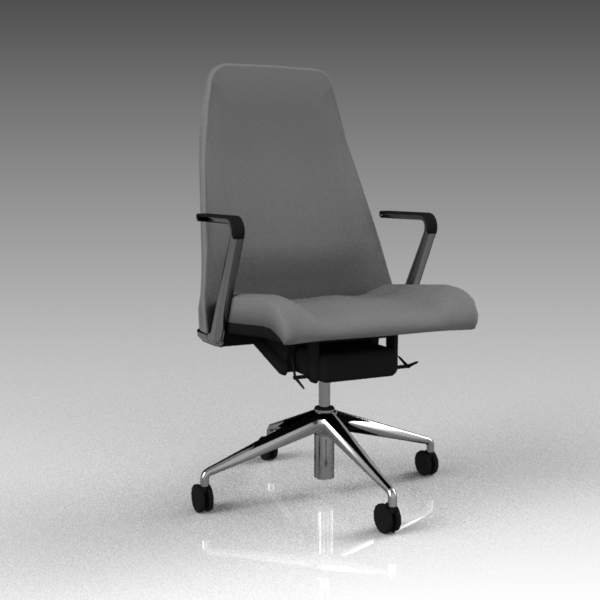 Geiger Taper task chair from Herman 