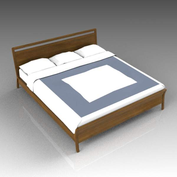 The range of Woodrow beds from 