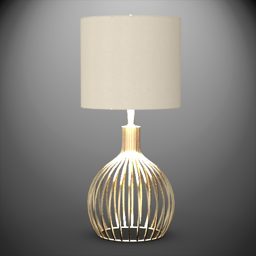 Bast 31 Table Lamp.