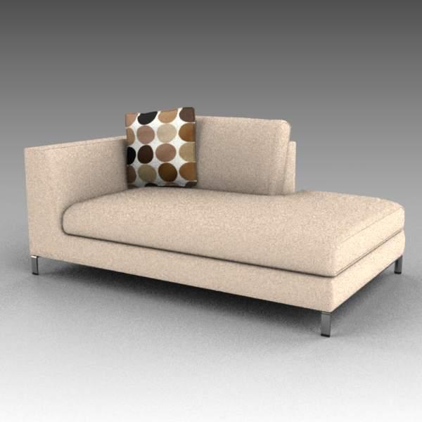 Bb Italia Ray 01 3d Model Formfonts 3d Models Textures
