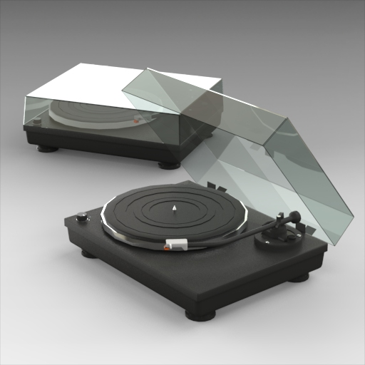 AT LP5 Turntable.