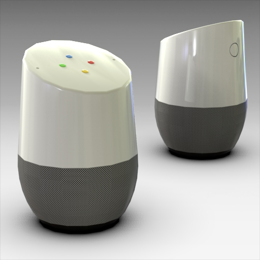 Google Home Assistant.