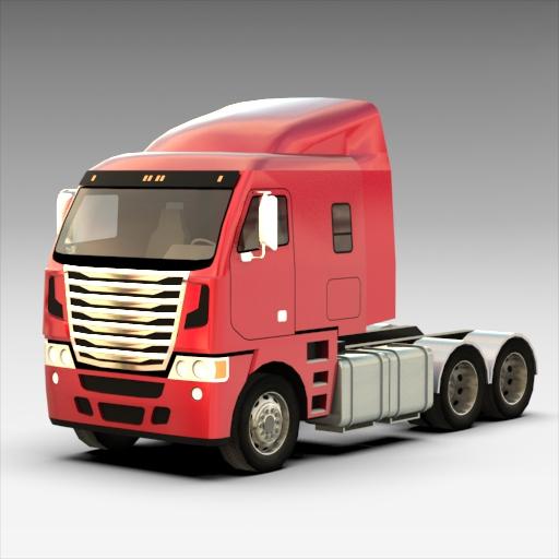 Freightliner Argosy 3d Model Formfonts 3d Models Amp Textures