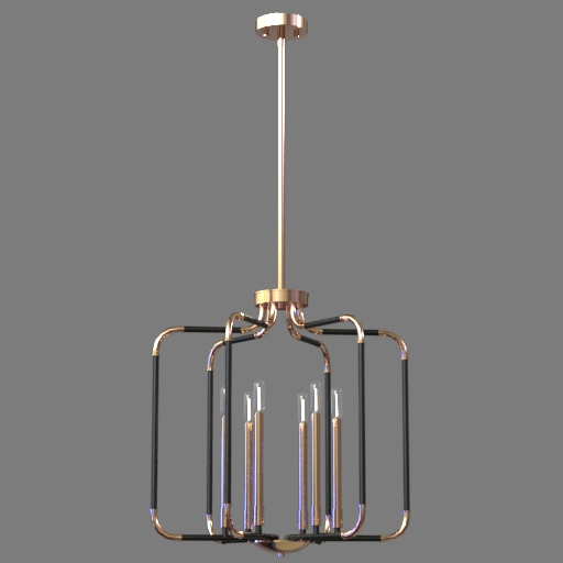 Jairo 6 Light Pendant Lamp.