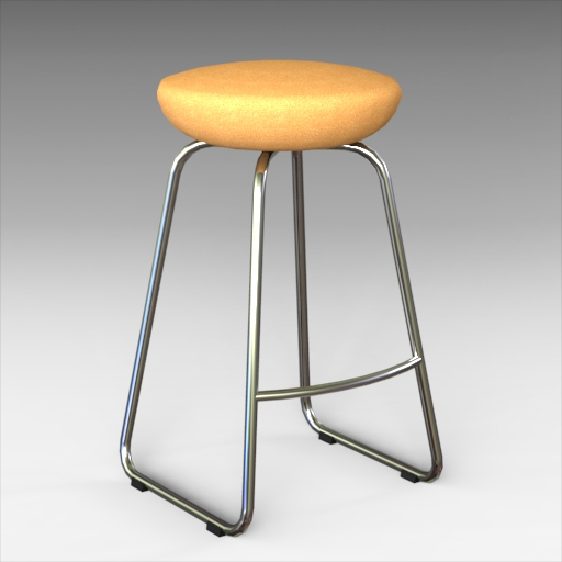 Bakou 652 Bar Stool.