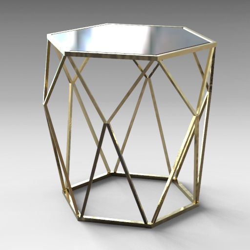 Luxton End Table.