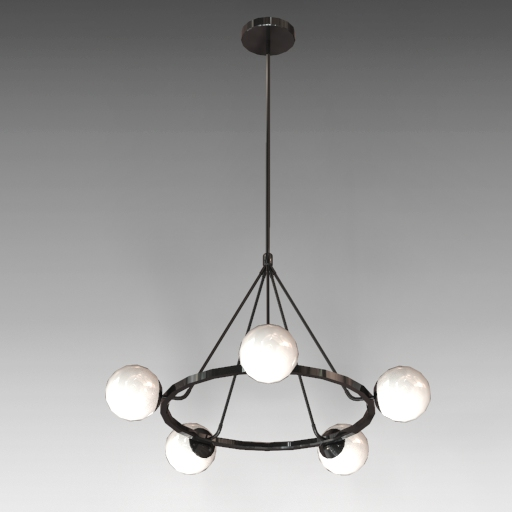 Hayes 5 Light Chandelier.