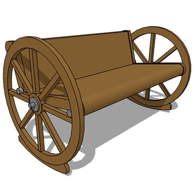 Cart Wheel Bench Bullock Cart Wheel Design