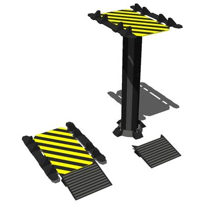 Tank elevator 3D Model - FormFonts 3D Models & Textures