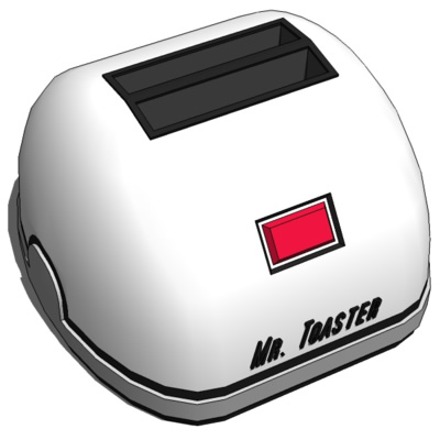 Mr. Toaster is a low poly, retro stylish one-touch....