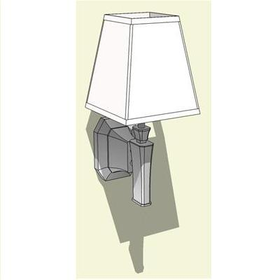 Riley Wall Sconce. Great for a formal dining room ....