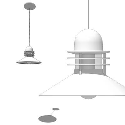 Nyhavn Maxi Light 3D Model