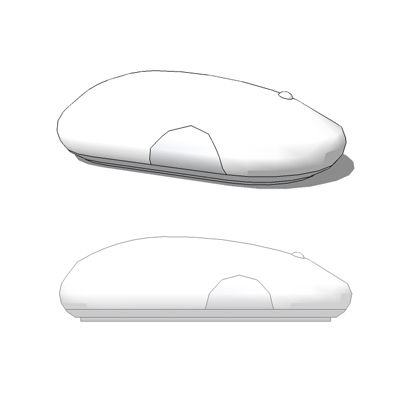 Apple Mighty Mouse (3 button).