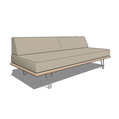 Case Study   V Leg Daybed     Designer Pages