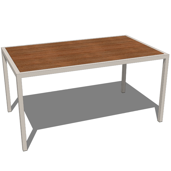 Room And Board Montego Table