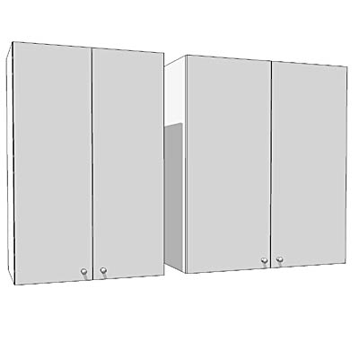 ikea faktum cabinets high 2 door 3d model formfonts 3d models textures