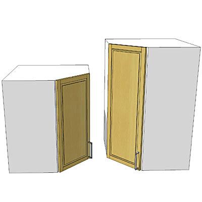 ikea faktum cabinet home safe. Black Bedroom Furniture Sets. Home Design Ideas