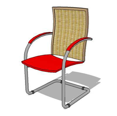 Chair series more suitable for residential , small....