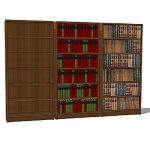 View Larger Image of FF_Model_ID4661_bookcases.jpg