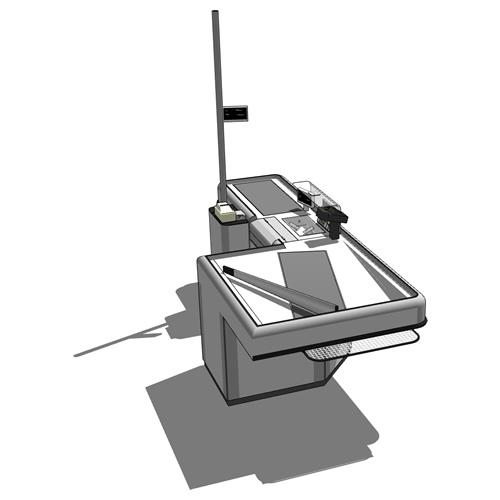 Checkout C03 Short 3d Model Formfonts 3d Models Amp Textures