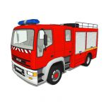Iveco Eurocargo Firetruck and Eurotech commercial ...
