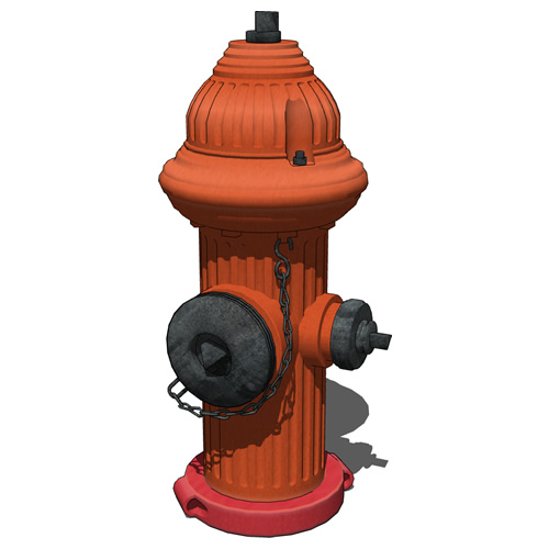29 2 Way Fire Hydrant