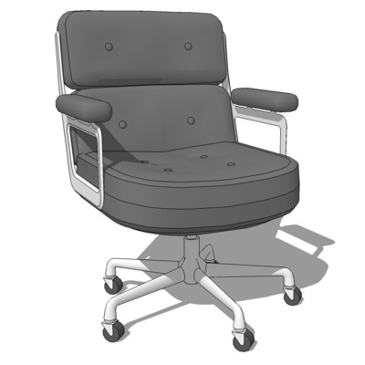 Eames Executive Chair 3D Model