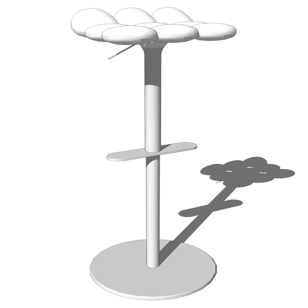 Mints Barstool 3d Model Formfonts 3d Models Amp Textures